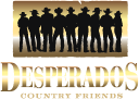 logo desperados country friends